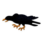 Sizzix - Originals Die - Halloween Collection - Die Cutting Template - Medium - Bird, Crow