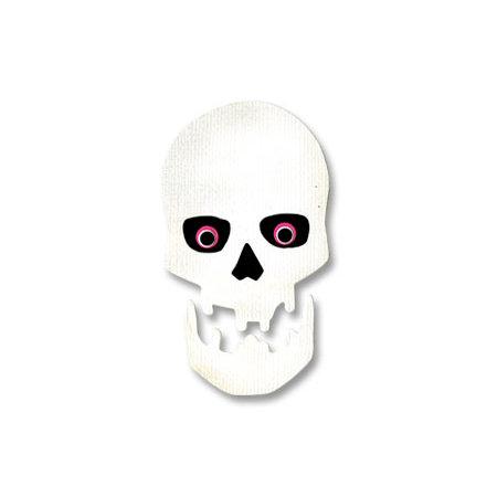 Sizzix - Originals Die - Halloween Collection - Die Cutting Template - Medium - Skull