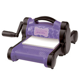 Sizzix - Quilting by Design - Big Shot Machine - Purple