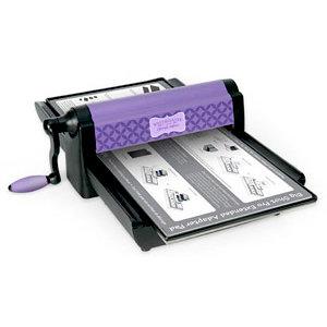 Sizzix - Quilting by Design - Big Shot Pro Machine - Purple