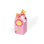 Sizzix - Bigz Pro Die - Die Cutting Template - Box, Milk Carton