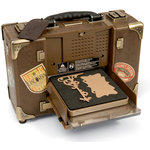 Sizzix - Tim Holtz - Alterations Collection - Vagabond Die Cutting and Embossing Machine