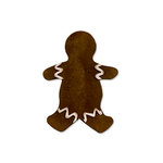 Sizzix - Tim Holtz - Bigz Die - Alterations Collection - Die Cutting Template - Gingerbread