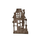 Sizzix - Tim Holtz - Alterations Collection - Bigz Die - Rickety House