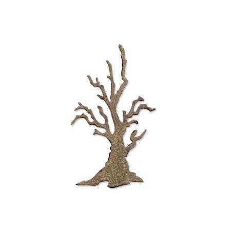Sizzix - Tim Holtz - Alterations Collection - Bigz Die - Branch Tree