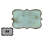 Sizzix - Tim Holtz - Movers and Shapers Die - Alterations Collection - Die Cutting Template - Mini Ornamental