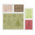 Sizzix - Textured Impressions - Embossing Folders - Sending Christmas Love Set
