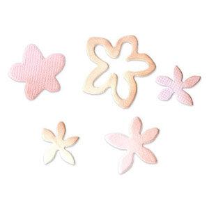 Sizzix - Originals Die - Jewelry - Die Cutting Template - Medium - Flowers 4