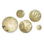 Sizzix - Originals Die - Jewelry - Die Cutting Template - Large - Circles 4