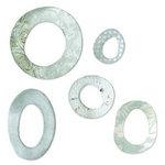 Sizzix - Originals Die - Jewelry - Die Cutting Template - Large - Rings, Asymmetrical