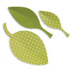 Sizzix - Fresh Vintage Collection - Bigz Die - Leaves