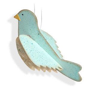 Sizzix - Fresh Vintage Collection - ScoreBoards Die - Bird