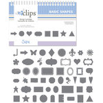 Sizzix - EClips - Electronic Shape Cutting System - Cartridge - Basic Shapes
