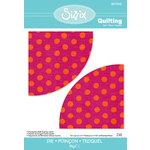 Sizzix - Quilting by Design - Bigz L Die - Drunkard's Path Quarter Circle