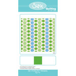 Sizzix - Quilting by Design - Bigz Pro Die - Die Cutting Template - 8 Inch Finished Square