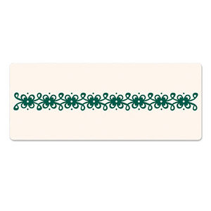 Sizzix - Ink-Its Collection - Letterpress Plate - Vintage Lace