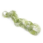Sizzix - Sizzlits Decorative Strip Die - Christmas Paper Chain with Holly Flourish
