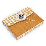 Sizzix - ScoreBoards Die - It's a Wrap Collection - Extra Long Die Cutting Template - Index Card Folder