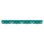 Sizzix - Decorative Accents Collection - Sizzlits Decorative Strip Die - Fancy Scallops