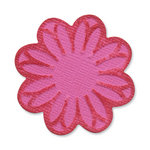 Sizzix - Embosslits Die - Vintage Valentine Collection - Die Cutting Template - Small - Flower, Wildflower 2