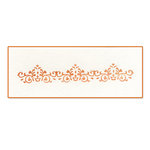 Sizzix - Ink-Its Collection - Letterpress Plate - Flourishes