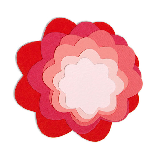 Sizzix - Framelits Die - Flowers Set