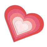 Sizzix - Framelits Die - Hearts Set