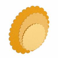 Sizzix - Framelits Die - Scallop Ovals
