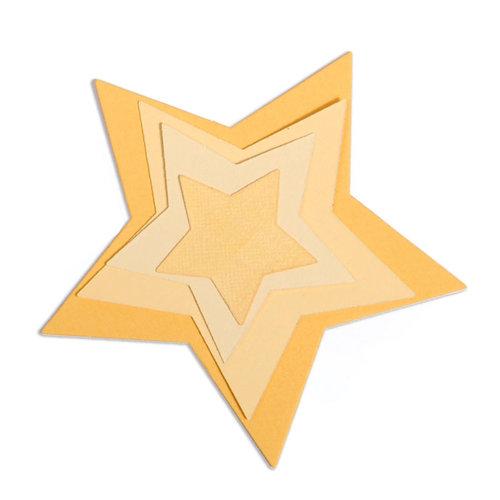 Sizzix - Framelits Die - Stars Set