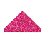 Sizzix - Originals Die - Quilting - Quarter-Square Triangle, 4 x 2 Inch Finished