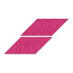 Sizzix - Bigz L Die - Quilting - Applique - Parallelograms, 3.5 x 1-15/16 Inch Unfinished