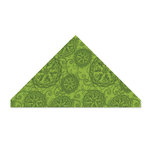 Sizzix - Bigz L Die - Quilting - Triangle, 3 5/8 x 6.5 Inch Unfinished