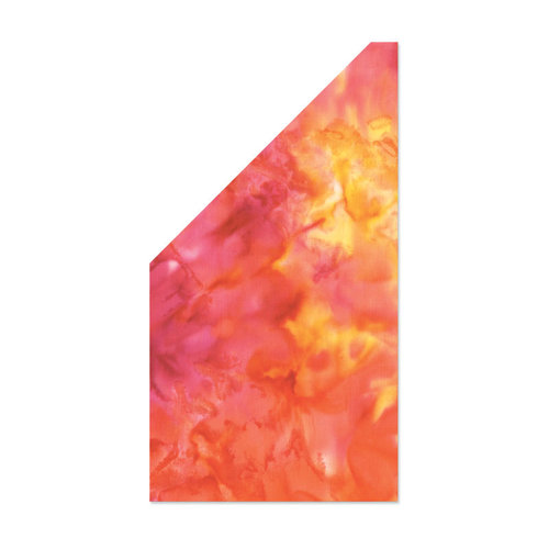 Sizzix - Bigz L Die - Quilting - Trapezoid, 3.5 x 6.5 Inch Unfinished