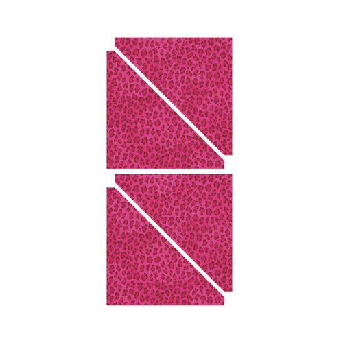 Sizzix - Bigz Pro Die - Quilting - Half-Square Triangle, 5.5 Inch Finished Square