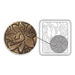 Sizzix - DecoEtch Die - Vintaj - Botanical Flourish