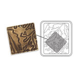 Sizzix - DecoEtch Die - Vintaj - Die Cutting Template - Forest Foliage