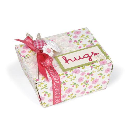 Sizzix - Bigz Pro Die - Box, Takeout Carton 2