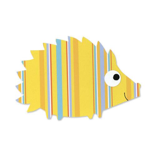 Sizzix - Happy Baby Collection - Bigz Die - Hedgehog