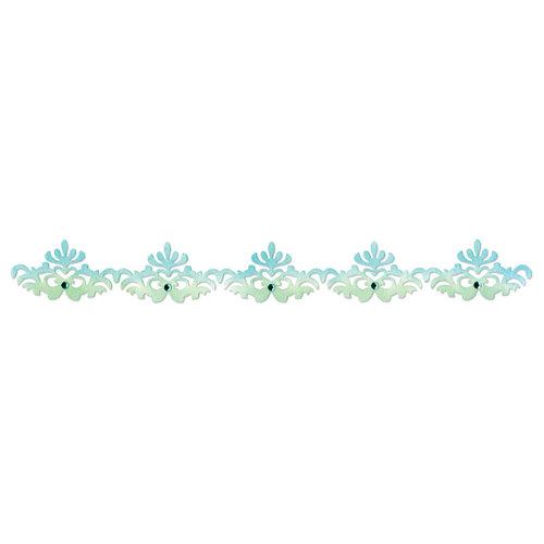 Sizzix - Luxurious Collection - Sizzlits Decorative Strip Die - Regal Edging