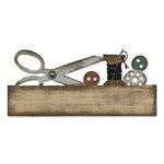 Sizzix - Tim Holtz - Alterations Collection - On the Edge Die - Sewing Edge