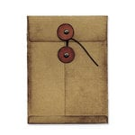 Sizzix - Tim Holtz - Movers and Shapers Die - Alterations Collection - Long Die Cutting Template - Pocket Envelope