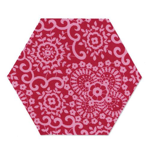 Sizzix - Bigz Die - Quilting - 2.25 Hexagon