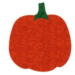 Sizzix - Bigz Die - Quilting - Pumpkin, Short with Stem