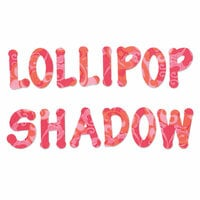 Sizzix - Bigz Die - Set of Four - Lollipop Alphabet - Capital Letters - Shadow