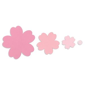 Sizzix - Framelits Die - Flowers 3