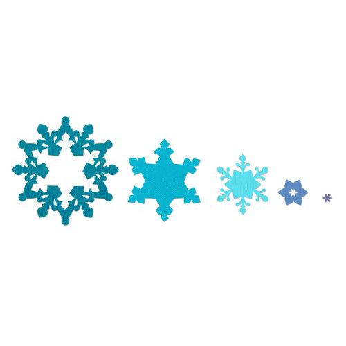 Sizzix - Framelits Die - Snowflakes