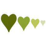 Sizzix - Framelits Die - Hearts, Scallop 2