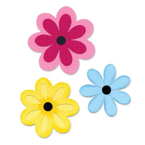 Sizzix - Bigz L Die - Flower Layers