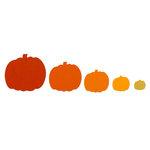 Sizzix Pumpkins Framelits Die