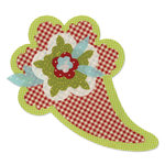 Sizzix - Bigz Pro Die - Quilting - Flower, Piccadilly Paisley
